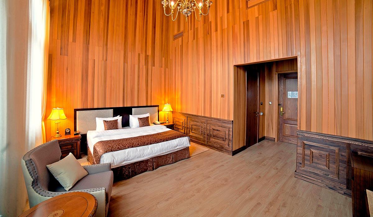 标准房间 (1张双人床)