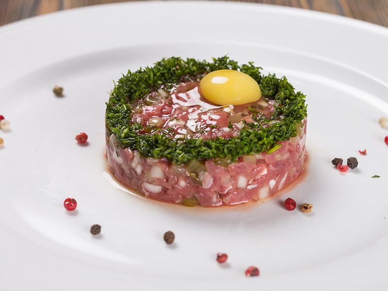 Red Deer Tartare
