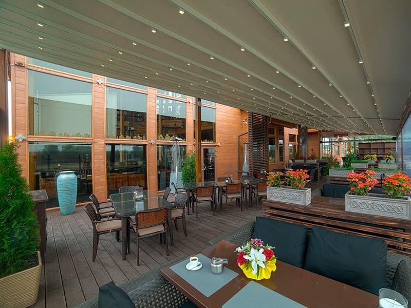 블라디보스토크 호텔과 레스토랑