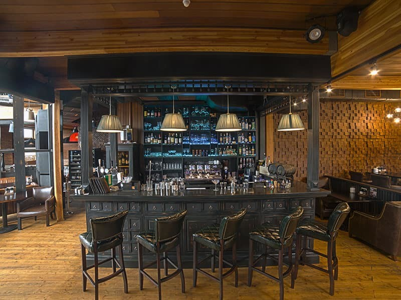 Ресторан и отель Владивосток