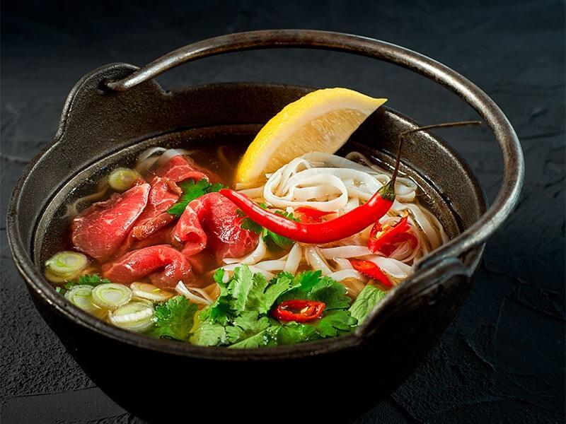 Вьетнамский суп Фо-Бо